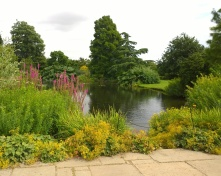 Hyde Hall RHS, Upper Pond