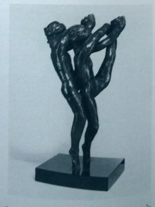 Rodin Pas de Deux - Rodin Sculpture & Drawings C Lampert