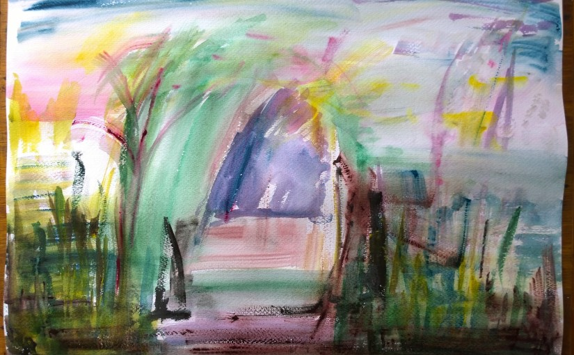 PAINTING MUSIC  Lieder