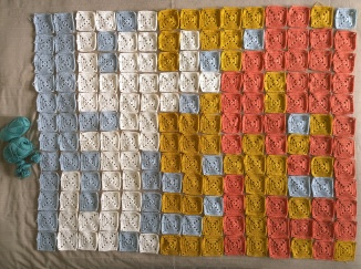 Cover n.11 Celeste squares