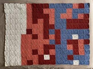 Cover n.14 Biscuit crochet